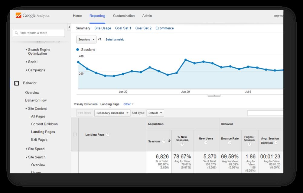 Google Analytics 1
