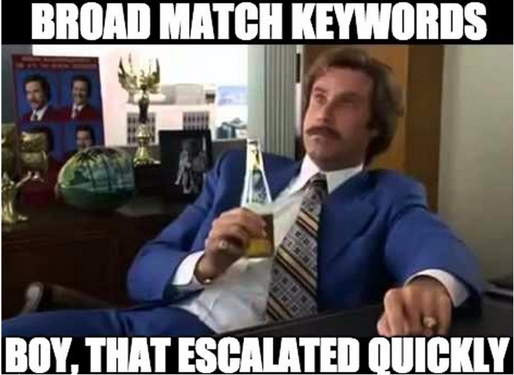 Broad Match Search